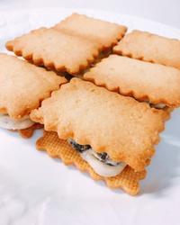 ブランデーレーズンバターサンド - 調布の小さな手作りお菓子教室 アトリエタルトタタン