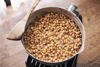 #55 ターニングポイントキッズ館 自家製お味噌づくり - チッキィのおいしい淡路島