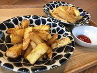 じゃがいもで作る大学芋とフライドポテト(簡易レシピ付) - kajuの■今日のお料理・簡単レシピ■