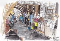 ごとうゆき作品展のお知らせ香川県坂出市 - 一天一画   Yuki Goto