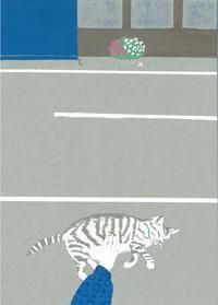 この時期 - たなかきょおこ-旅する絵描きの絵日記/Kyoko Tanaka Illustrated Diary