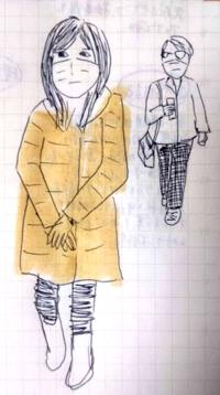 full  bloom - たなかきょおこ-旅する絵描きの絵日記/Kyoko Tanaka Illustrated Diary