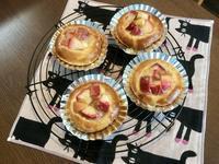 リンゴのブリオッシュレッスン - カフェ気分なパン教室  ローズのマリ