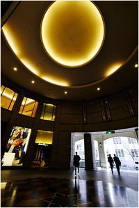 吹き抜けのホール - HIGEMASA's Moody Photo
