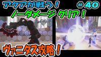 【KH3】アクアが戦う!ノーダメージクリア!ヴァニタス攻略!スタンダードモード#40 - ゲーム、アプリ攻略+ブログ小説