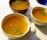 極上野菜スープ第4弾★夫の眼ヂカラ - 月夜飛行船