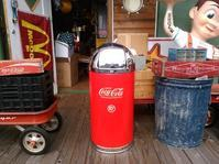 Coca-Colatrash can!!! - OIL SHOCK ZAKKA