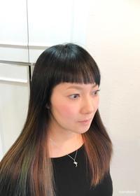 インナーカラーで季節を楽しむ☆  - ~美容師Manabuのハッピーパーマネントブログ~