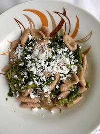 栗粉パスタ - ローマの台所のまわり
