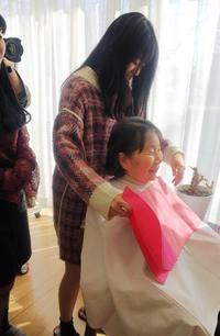 NPOふくりびのビューティーキャラバンに参加しました! - 三重県 訪問美容/医療用ウィッグ  訪問美容髪んぐのブログ
