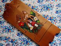 木製バンビのレター・ラック - Der Liebling ~蚤の市フリークの雑貨手帖3冊目~