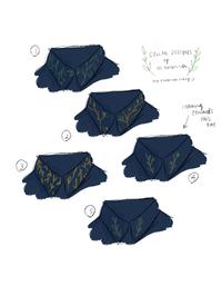 ブラウスのデザイン2 - ku.la stitch