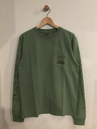 MT RAINIER DESIGN / MRD L/S PRINT POCKET TEE TYPE1 - Safari ブログ