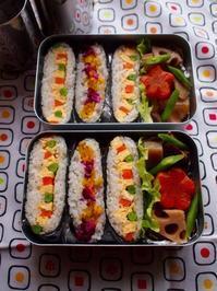 3/1(金)寿司おにぎらず弁当 - ろこべん