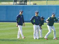 山田哲人選手2019沖縄キャンプその4(動画2) - Out of focus ~Baseballフォトブログ~ 2019年終了