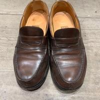 単純に、ビフォーアフター - シューケアマイスター靴磨き工房 銀座三越店