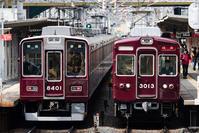 (( へ(へ´ω`)へ< 阪急3000系3062F廃車回送 - 鉄道ばっかのブログ