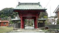 東金は寺や神社がやたらと多い - 東金、折々の風景