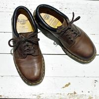 Made in ENGLAND / 5 Hole Dr.MARTENS UK 7 - biscco 2F  (仙台 古着屋 biscco)