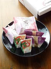 嬉しい贈り物。和菓子でほっとひと息♪ - Cache-Cache+