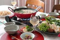きりたんぽ鶏つくね鍋 - 登志子のキッチン