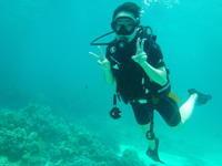 ラチャヤイ島で体験ダイビング(^-^) - プーケットのダイビングショップ ナイスダイブプーケットのブログ