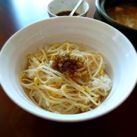 コンナムルパッ(豆もやしご飯) - キューニーの食卓
