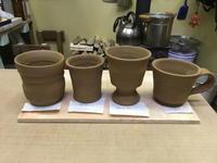 記念の品を、電動ろくろ体験で - 週末陶芸家 フジサキウサジ
