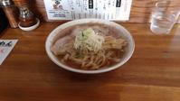 2月27日のランチは琴のの太麺中華そば - 庄内オッサンランチタイム