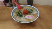 3月2日のランチは龍上海鶴岡店の赤湯からみそラーメン - 庄内オッサンランチタイム