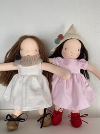 30cm人形カスタム - WOOL WOOL WOOL !