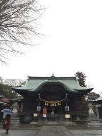 神社巡り『御朱印』月詣⛩菊田神社⛩大原神社 - ハタ坊(釣り・鳥撮・散歩)