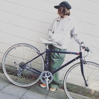 FUJI BALLAD R 2019 fuji バラッド クロモリ ロードバイク クロスバイク 自転車ガール 自転車女子 フジ おしゃれ自転車 オシャレ自転車 - サイクルショップ『リピト・イシュタール』 スタッフのあれこれそれ