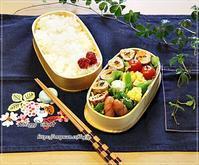 キャベツ人参肉巻き弁当と今週の作りおき♪ - ☆Happy time☆