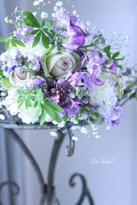 3月のレッスン始まっています♪ - Le vase*  diary 横浜元町の花教室