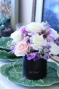 体験レッスン♡ - Le vase*  diary 横浜元町の花教室