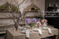 イースターのテーブルコーディネートセミナー - 幸せのテーブル*maison flowertuft-flowers&tablesXphoto
