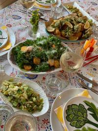 【料理教室】ゆききーな先生のリグーリア州レッスン♡ - casa del sole