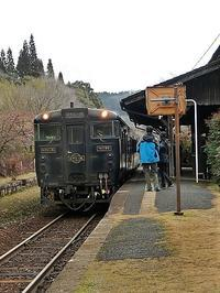 肥薩線をはやとの風、しんぺい・いさぶろう号に乗って旅を楽しむ、写真でご紹介する旅の楽しさ - 藤田八束の日記