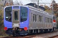 阿武隈急行の新型車両が北鎌倉通過 - エーデルワイスPhoto