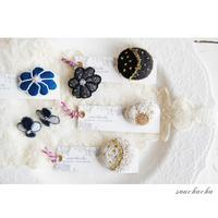 souchachaさんのビーズ刺繍作品&Puuuさんのプラ板作品入荷! - Ange(アンジュ) - 小林市の雑貨屋 -