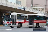 (2018.12) 西鉄バス北九州・香月6873 - バスを求めて…