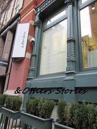 & other stories、sezane SOHO周辺 - NYからこんにちは