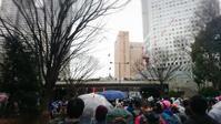 3/3(日)東京マラソン~ 前半~ - 今日のごはんと飲み物日記
