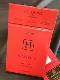 2019 春夏の新着!「HARRISONS OF EDINBURGH」 編 - 服飾プロデューサー 藤原俊幸のブログ