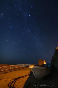 銀河に漕ぎ出す - デジタルで見ていた風景