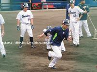 山田哲人選手2019沖縄キャンプその6(動画1) - Out of focus ~Baseballフォトブログ~ 2019年終了
