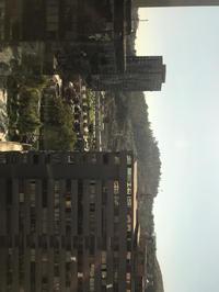 Intercontinental Santiago の15階から。 - 医療用ブログ〜最近は私の足の痛みは少し落ついてきました。子宮頸部高度異形成についての治療記録〜