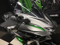 KawasakiNinja H2 SX SE +好評展示中!!SCS上野新館 - SCSブログ