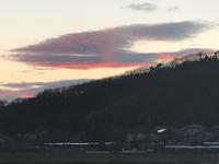 定点観察!??「雨上がりの西の空・・・と東の空」編 - ドライフラワーギャラリー⁂ふくことカフェ